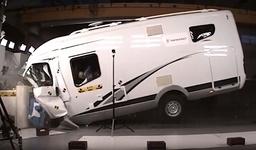 Under 2014–2018 omkom sex personer i olyckor under färd i husbil. Fem av de sex omkom i en mötesolycka.