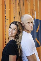 Magdalena Forsberg och Tobias Karlsson kommer att dansa quickstep och vals i fredagens program.
