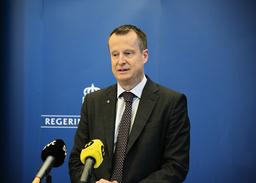 Energiminister Anders Ygeman viker inte för EU. Arkivbild.