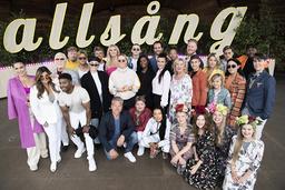 'Allsång på Skansen' är tillbaka med bland andra Carola, John Lundvik, Imenella, Molly Sandén, Felix Sandman och Benjamin Ingrosso.