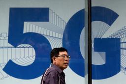 5G kan vara på väg att slå igenom snabbare än väntat i Kina. Arkivbild.