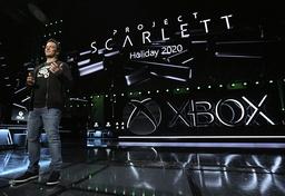 X-box-chefen Phil Spencer berättade om nästa generations tv-spelskonsol.