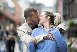 Jonna och Jocke Lundell träffades 2013 och gifte sig 2016.