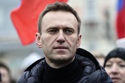 Den ryske oppositionspolitikern Aleksej Navalnyj. Arkivbild.