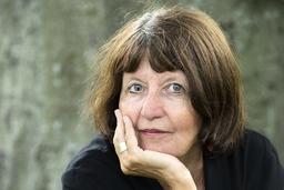 Marie Lundquist är den som tillsammans med Daniela Floman har gjort i ordning 'Afrikas verkliga historia' för utgivning. Hon minns Ola Julén som en varm person med mycket humor. Arkivbild.