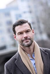 Moderaternas rättspolitiska talesperson Johan Forssell. Arkivbild