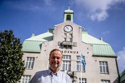 Hans Friberg, näringslivsutvecklare på Strömstad kommun, beskriver den växande norska gränshandeln som viktig för att skapa nya jobb och locka turister till kommunen.