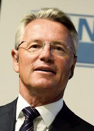 Björn Rosengren, vd för Sandvik.