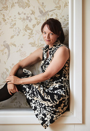 Lina Wolff är aktuell med romanen 'Köttets tid'.